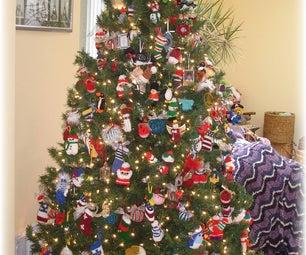 Celebrating Christmas With Knitting