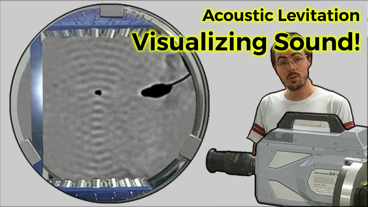 Acoustic Levitator