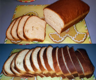 Wicked Good White Bread