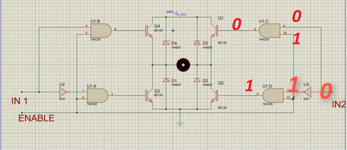 Circuit Schematic and Working Principle