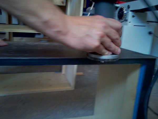 How to Decoratively Laminate Cabinets and Plywood.