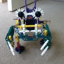 Knex Stomper Robot