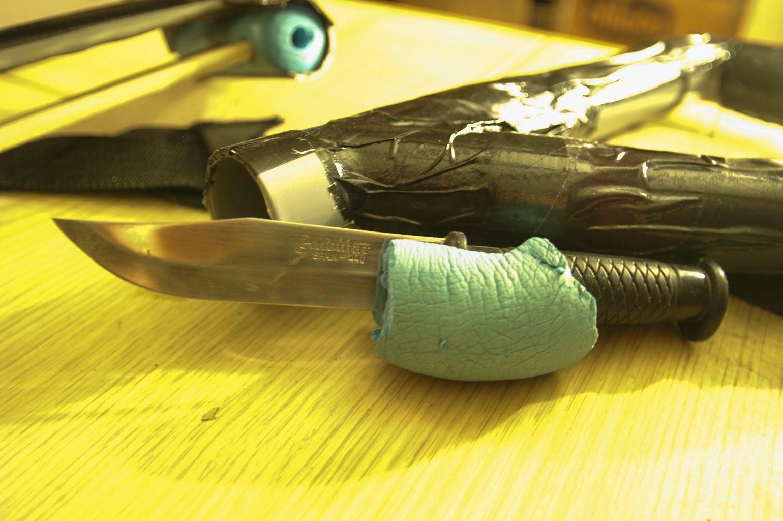 Bonus: Concealed Blade