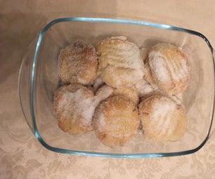 Areias / Sugar Cookies
