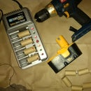 Rechargable C-Cells from Dead Drill Battery