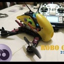 RoboCat 270 FPV drone Build