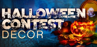 Halloween Decor Contest