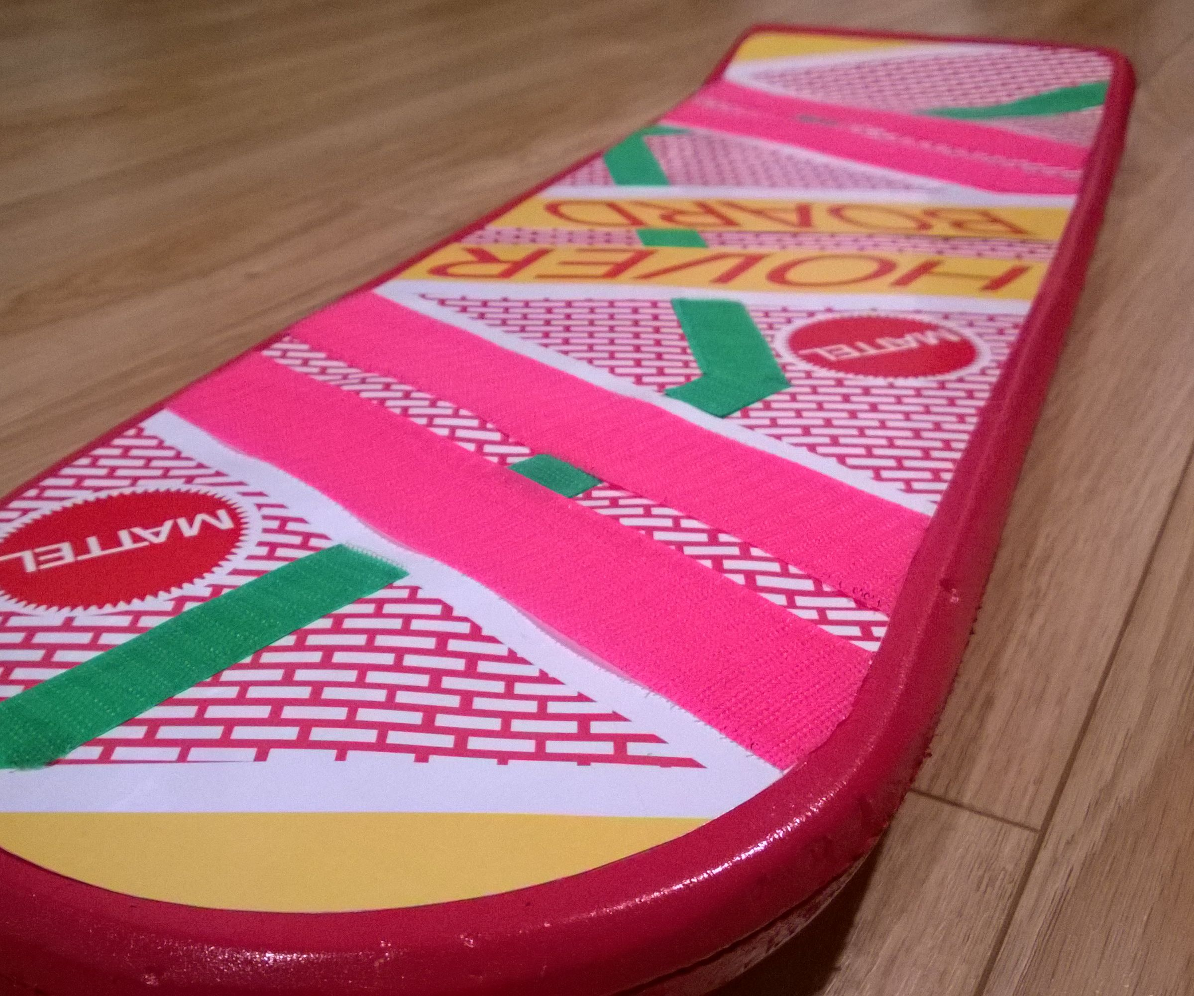 Hoverboard - Back to the future 2