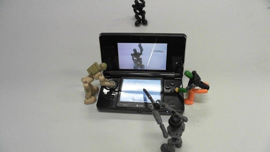 How to Make a Stop Motion Video on a Nintendo 3DS