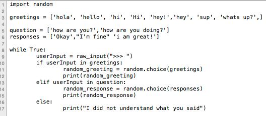 Programing Your AI