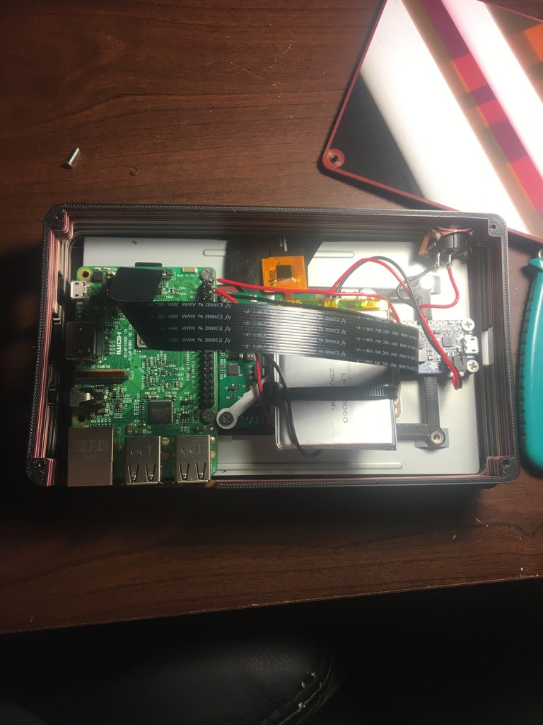 Test Functionality and Mount Enclosure