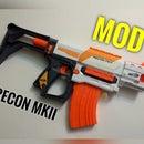 Nerf Modulus Recon MKII Modification Guide