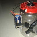 2 in 1 air changer (air cooler or air freshener)