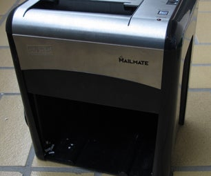 Mailmate Shredder - Replace the Internal Fuse With a Circuit Breaker