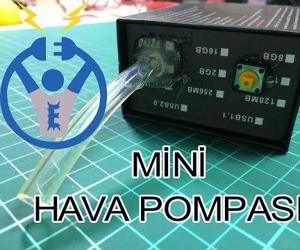 How to Make Mini Pomp
