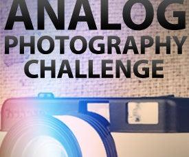 The Analog Photography Challenge