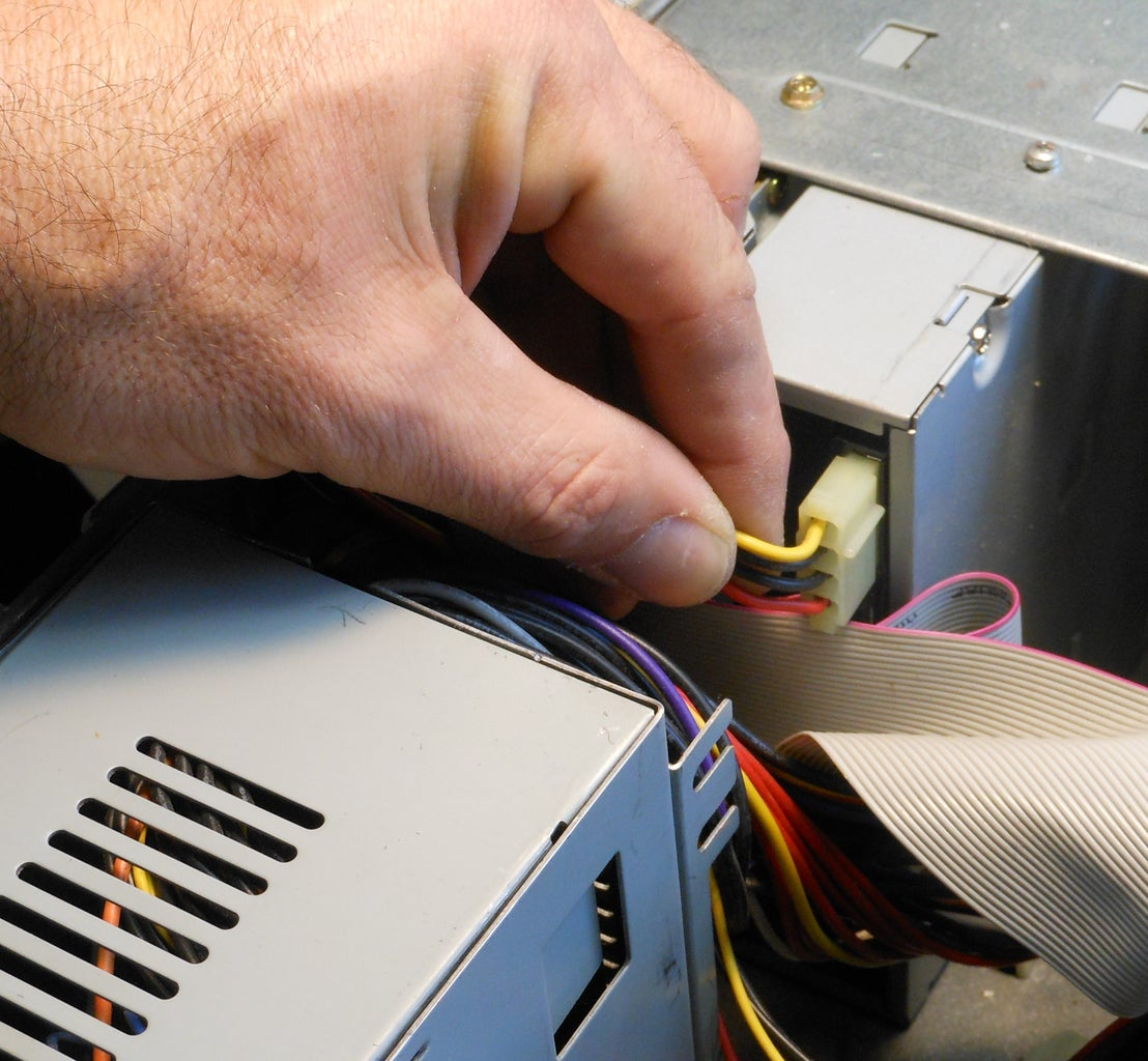 Wiring the PC