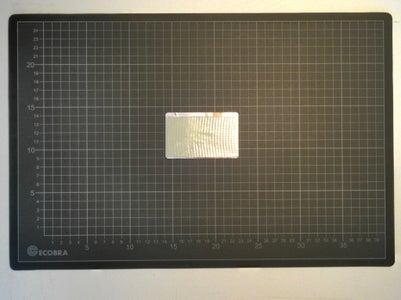 Preparing One Credit Card Slot