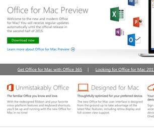 How to Install Microsoft Office 2016 for Mac for Free