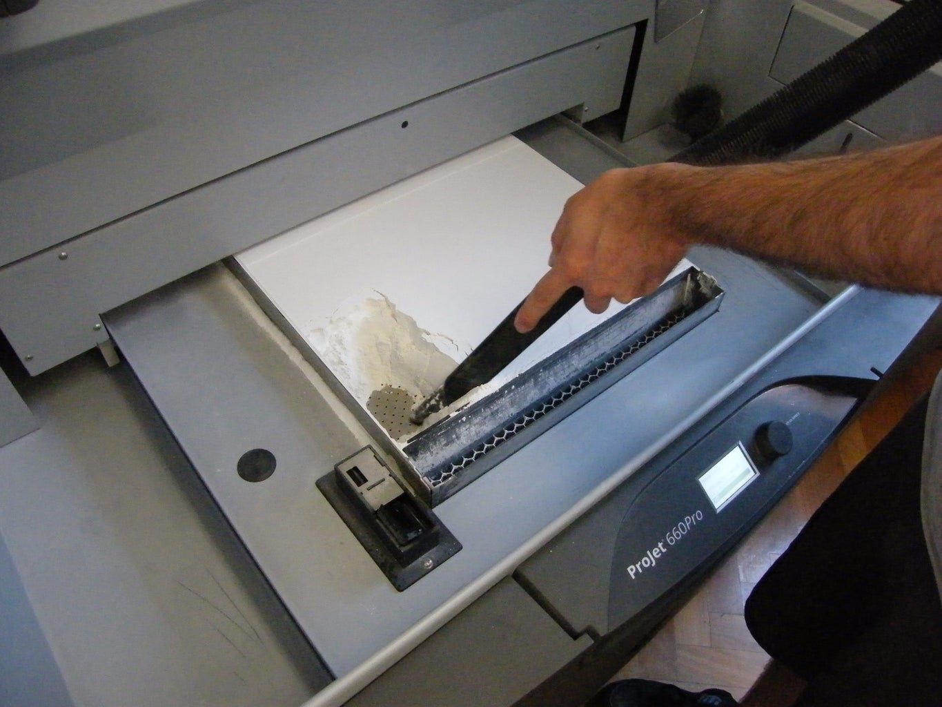 Extracting the Print