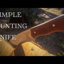 How to Make a Simple Hunting Knife