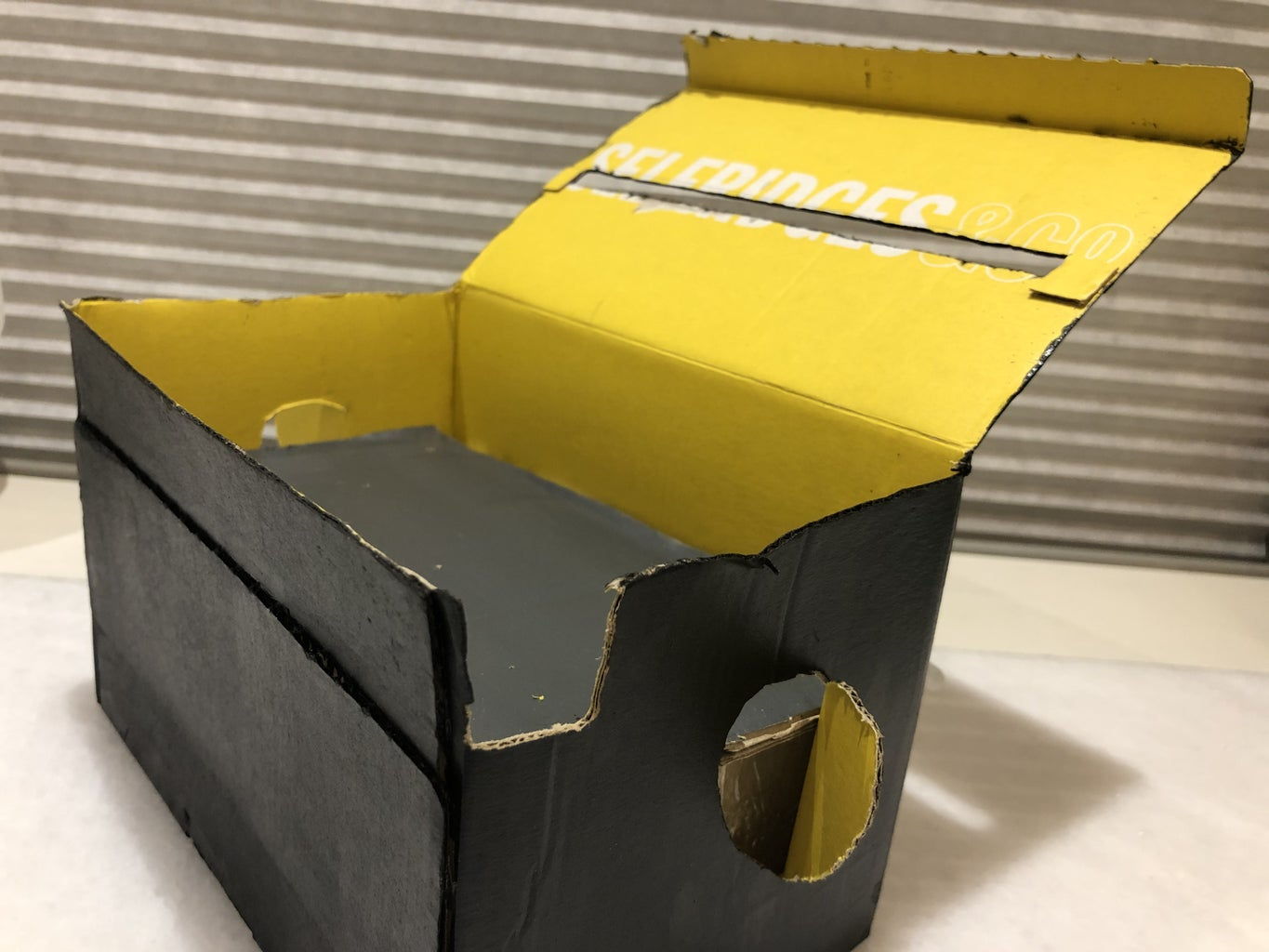 Make the Conainer of Your Game Box