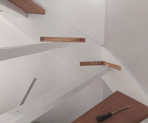 Silent (open) Stairs