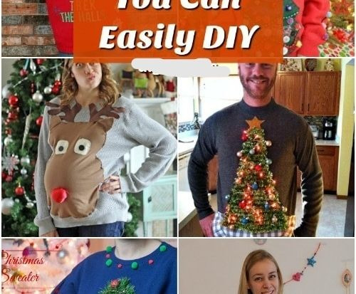 Top Ugly Sweater for This Christmas