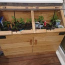 Solar Powered Time-Lapse Cold Frame