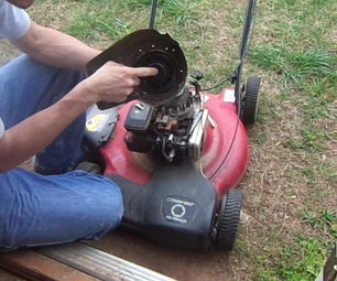 How to Replace Small Engine Starter Rope (Pull String)
