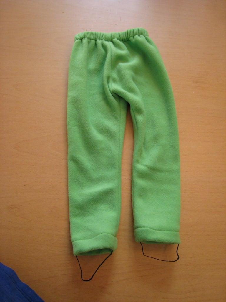 Yoshi Suit (Pants)