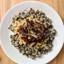 Koshari - Meat Free (and Dairy Free), Cheap and Delicious
