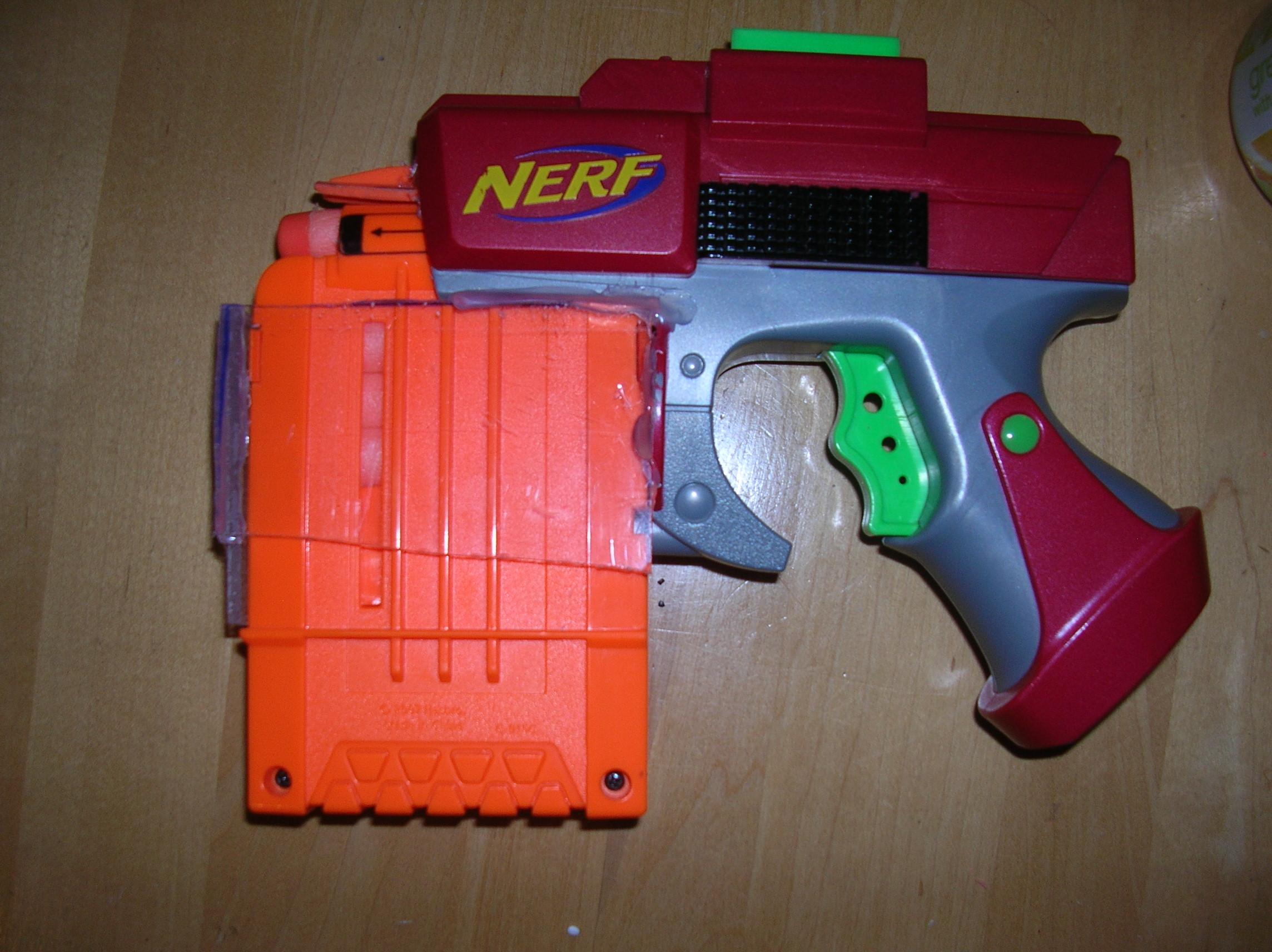 Nerf Crossfire Mag Mod