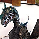 Upcycled Dragon - Halloween, Cosplay or GoT Prop