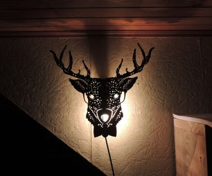 How to Make an Awesome Design Lamp