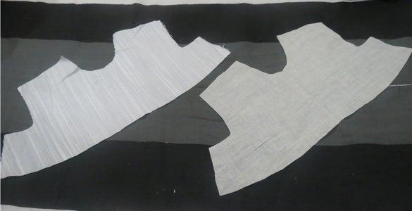 Cut the Fabric.