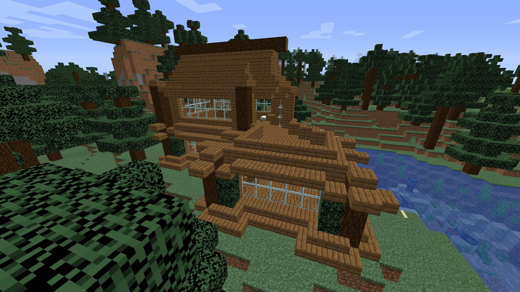 How to Make a Decent Minecraft Abode