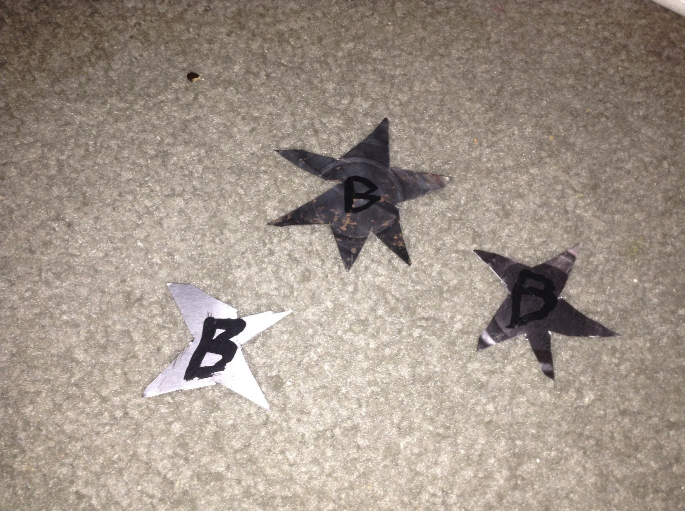 How to Make Ninja Stars