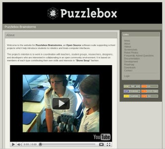 Install the Puzzlebox and  Emotiv Software