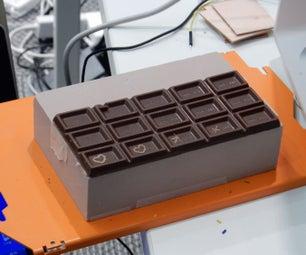 SRM-20をチョコレート切削機にハック!