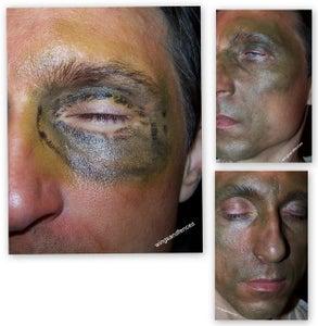 Apply Foundation Makeup