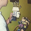 Wireless Animatronic Hand