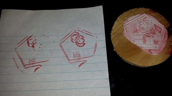 Sugru Stampmaking