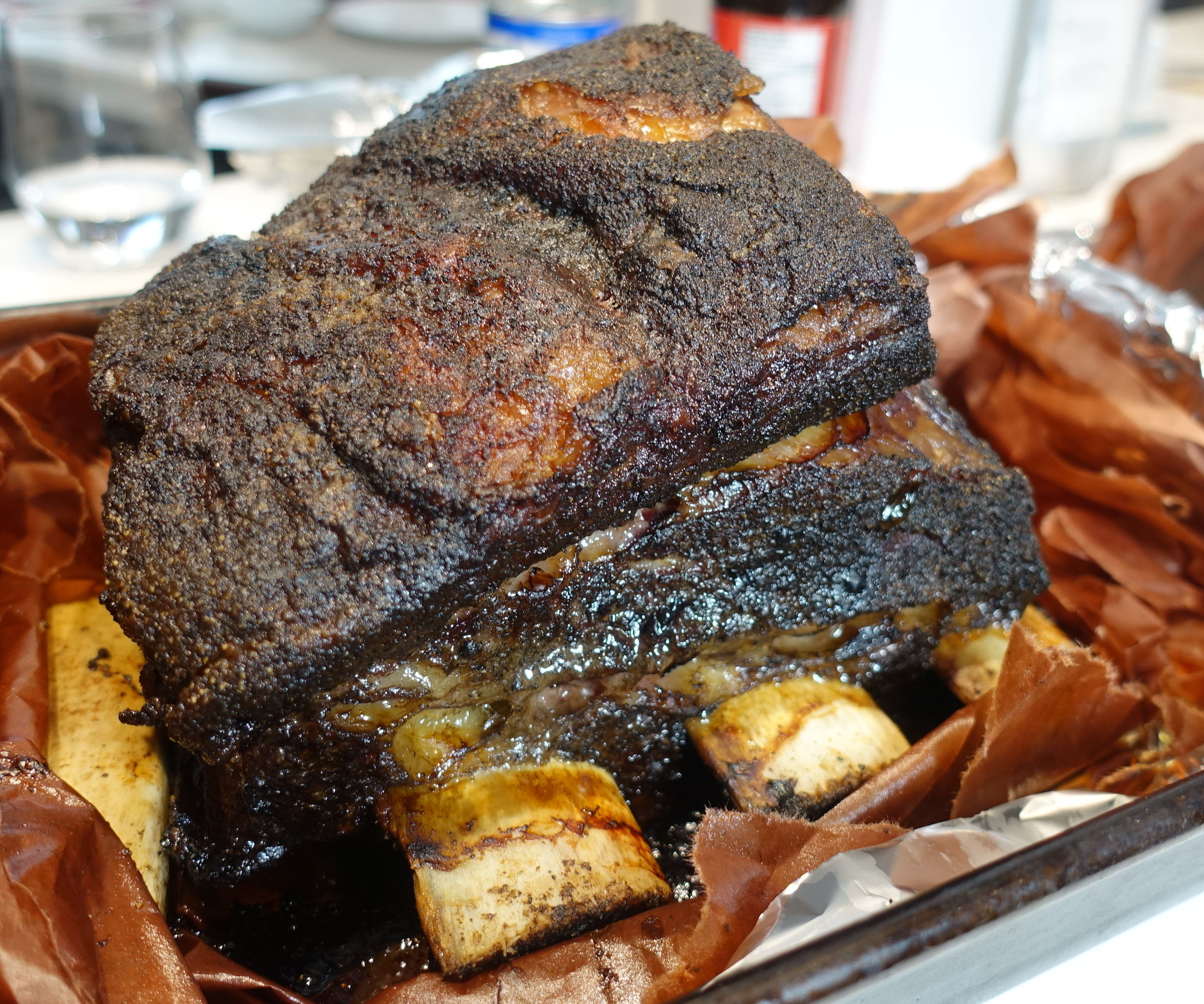 How to Smoke Beef Short Ribs