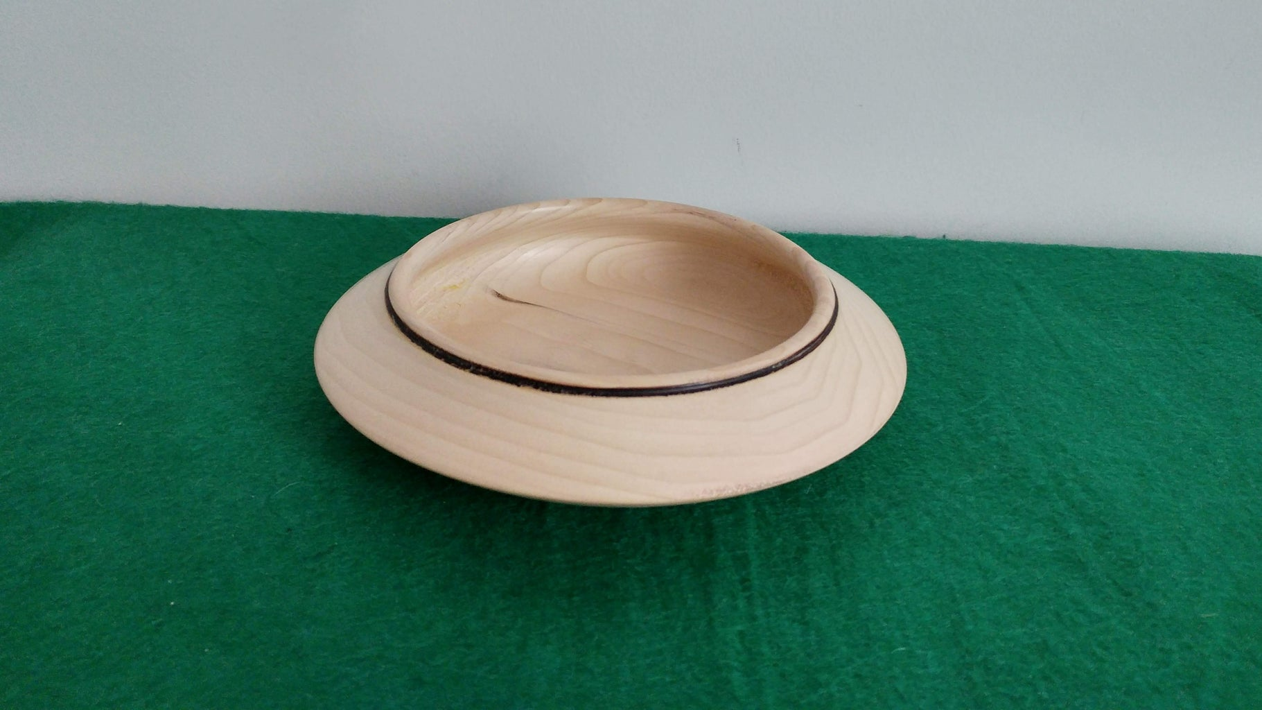 The Completed Bowl and Video