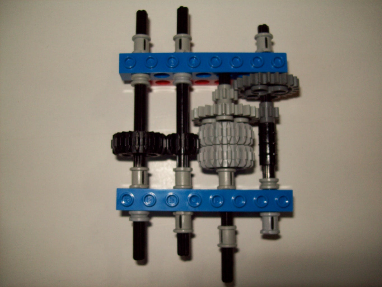 Lego Technic 2 Speed Transmission