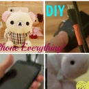 DIY Phone Charging Accessories + Cases