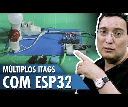 Multiple ITags With ESP32