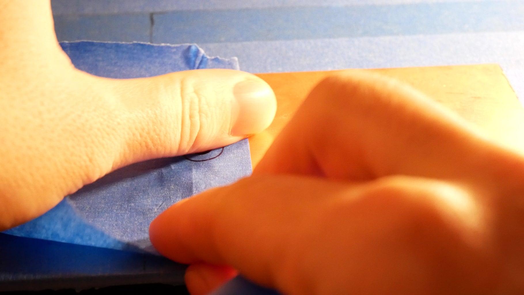 Align Your Copper Clad Board