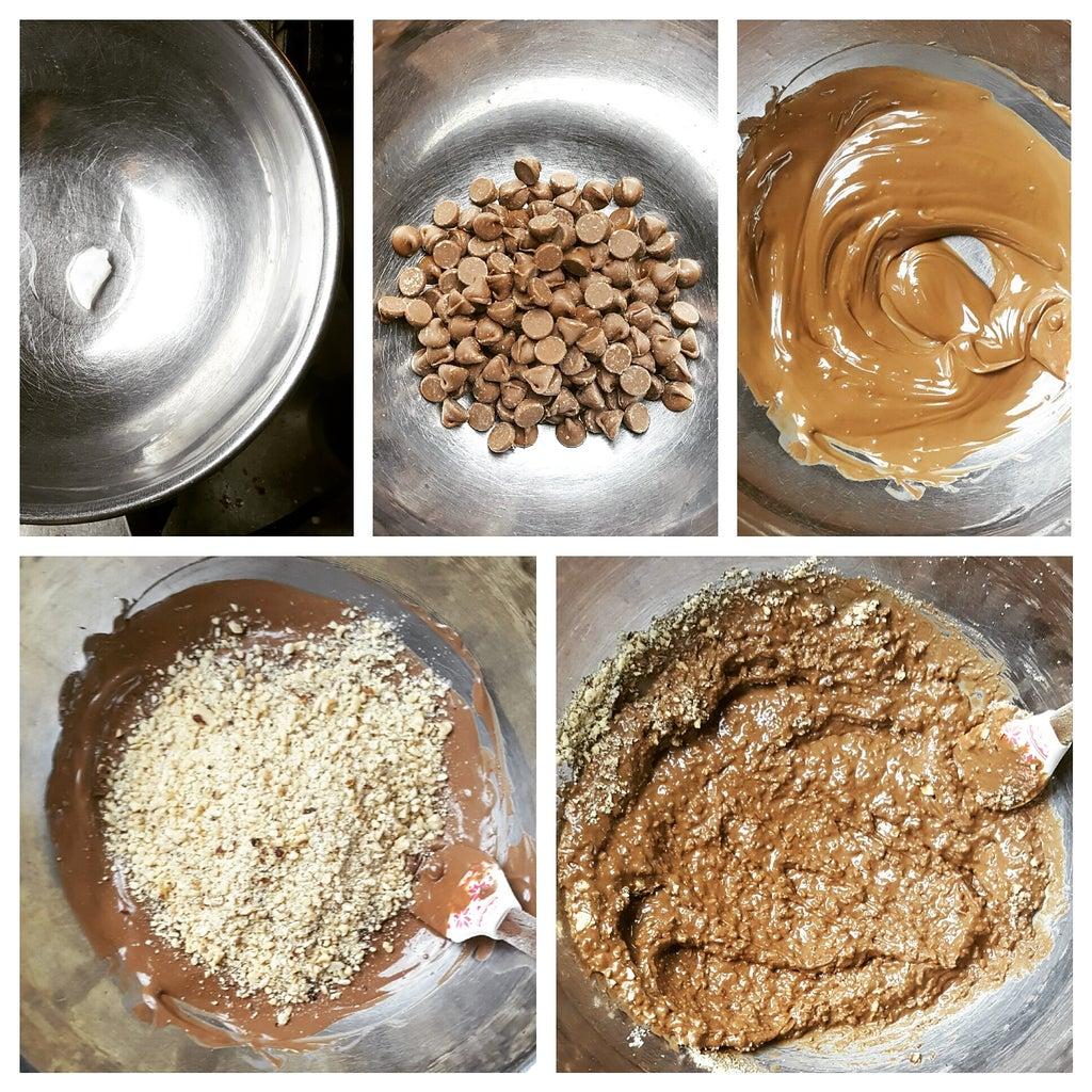 Prepare Chocolate Coating